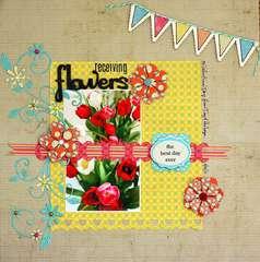 Flowers *Cheery Lynn Designs*