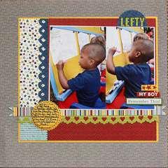 Lefty *Cheery Lynn Designs*