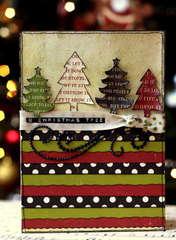 O' Christmas Tree Card