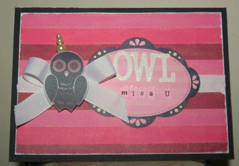 Owl Miss U