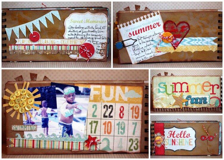 Summertime Mini Album