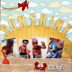 Sunshine Boys *My Little Shoebox*