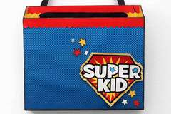 Super Kid Wall Pocket *Creative Imaginations*