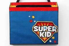 Super Kid Wall Pocket *Creative Imaginations*