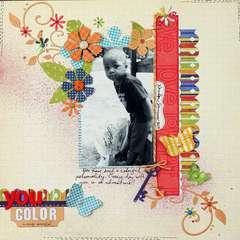 You Color my World *Cheery Lynn Designs*