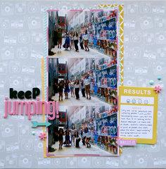 Keep Jumping!