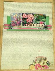 Bling Challenge- In Bloom