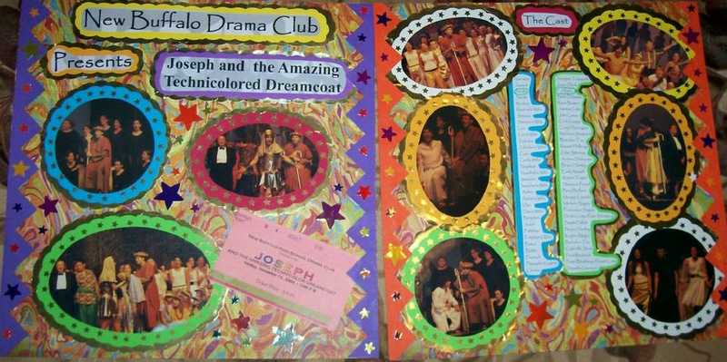 Drama Club Joseph and the DreamCoat Play