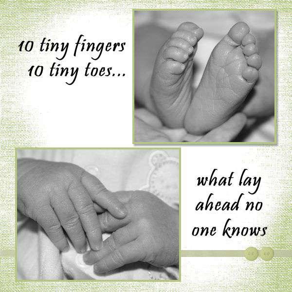 10 finger...