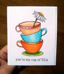 You're My Cup of Tea by Jane Beljo
