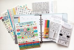 Planner Pages by Melanie Jarocki