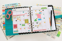 March Planner Pages by Juliana Michaels