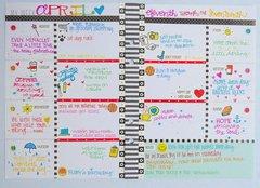 April Planner Pages