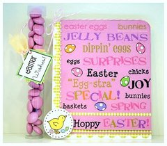 Easter Party Favor and Card