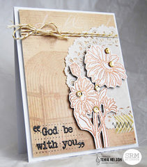 God by with you card