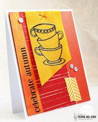 Celebrate Coffee Card