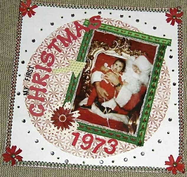My First Christmas 1973