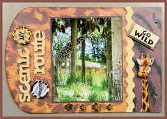 Page 5 Back - Safari Edgy Album