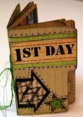 1st Day Folder