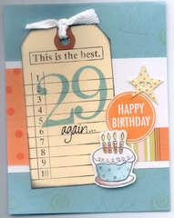 BIL Birthday Card