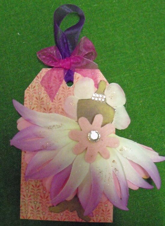 dressform tag no 6