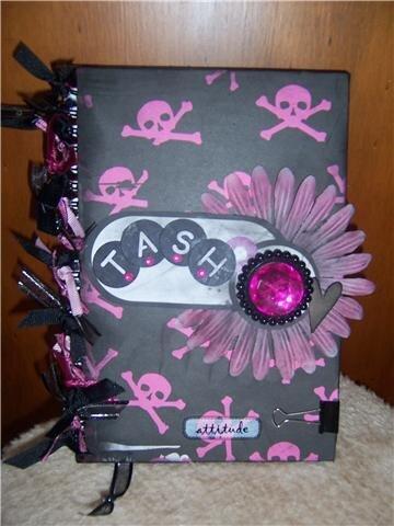 journal for tasha