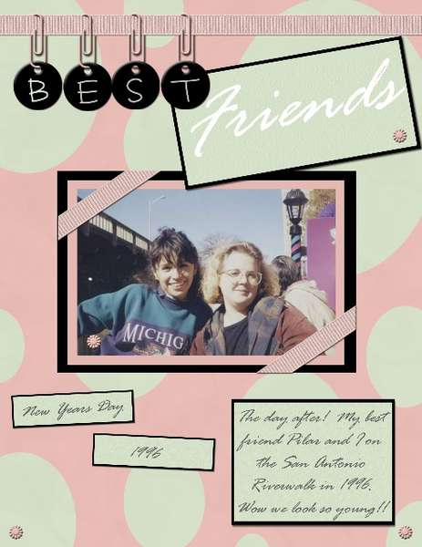 Best Friends 1996