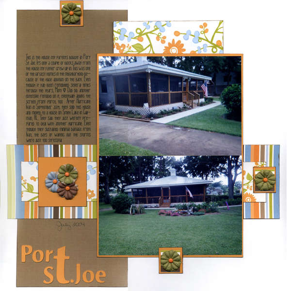 Port St. Joe House