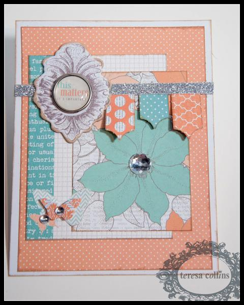 **Teresa Collins** Tell Your Story Card