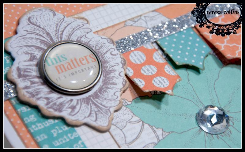 Detail picture of Tell your story Card