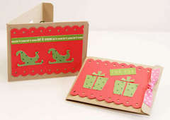 Creative Giftcard Holder by Katrina Simeck for Fiskars