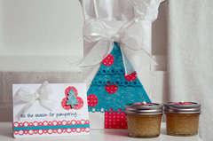 DIY Spa Gift Set by Katrina Simeck for Fiskars