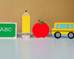 Shaped Cards for Teachers by Smitha Katti