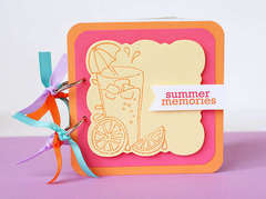 Summer Memories by Lisa Storms