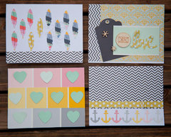 Celebrate World Card Making Day with New Teresa Collins Punches from Fiskars
