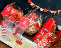 Tournament Time Party by Fiskars Designer: Stephenie Hamen