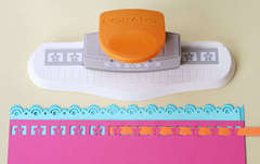How to Layer & weave with the Fiskars Interchangeable Border Punch