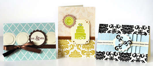 Wedding Cards by Valerie Salmon