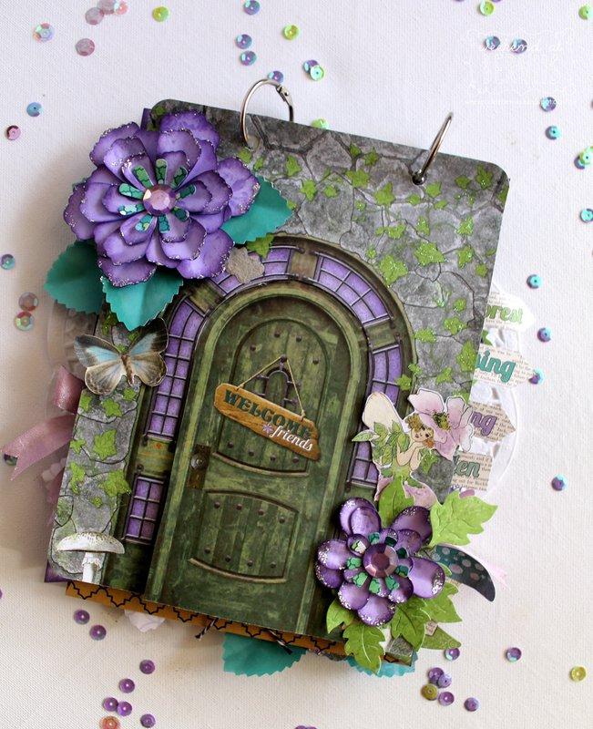 Fairy Garden - Mini Album by Bernii Miller