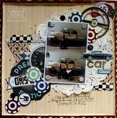 """"""" Car Classic"""" layout by Bernii Miler"""