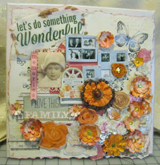 Aryia's Garden Canvas Layout