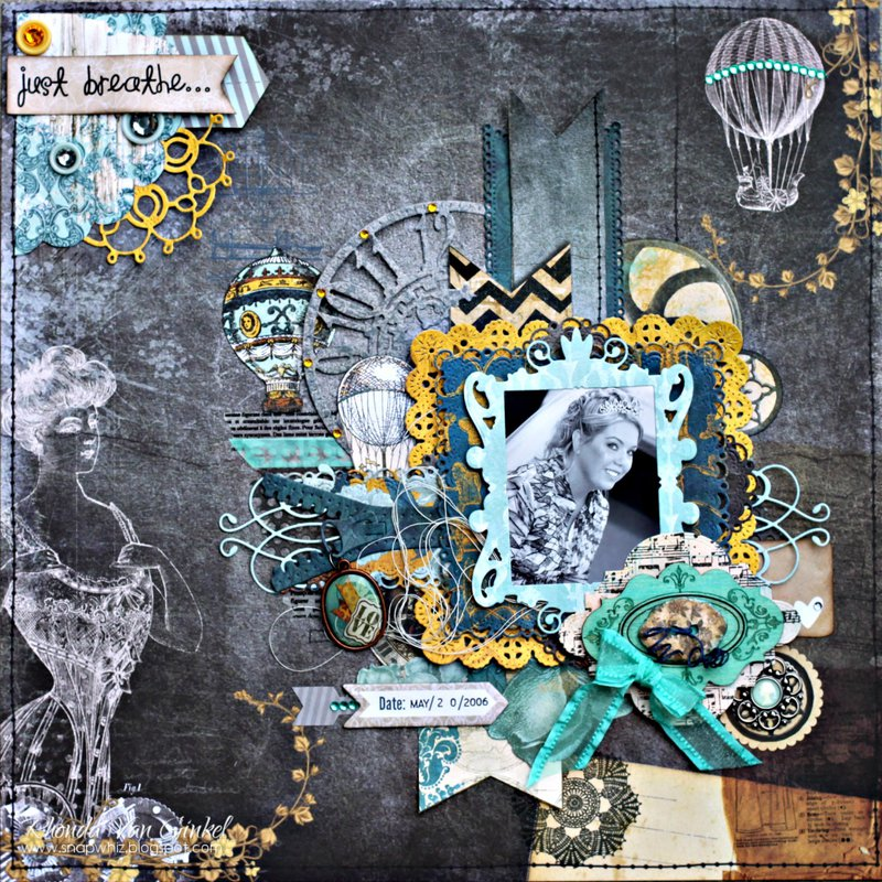 Just Breathe by Rhonda Van Ginkel