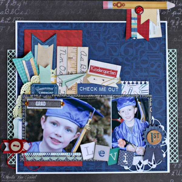 Kindergarten - Check me Out! by Rhonda Van Ginkel