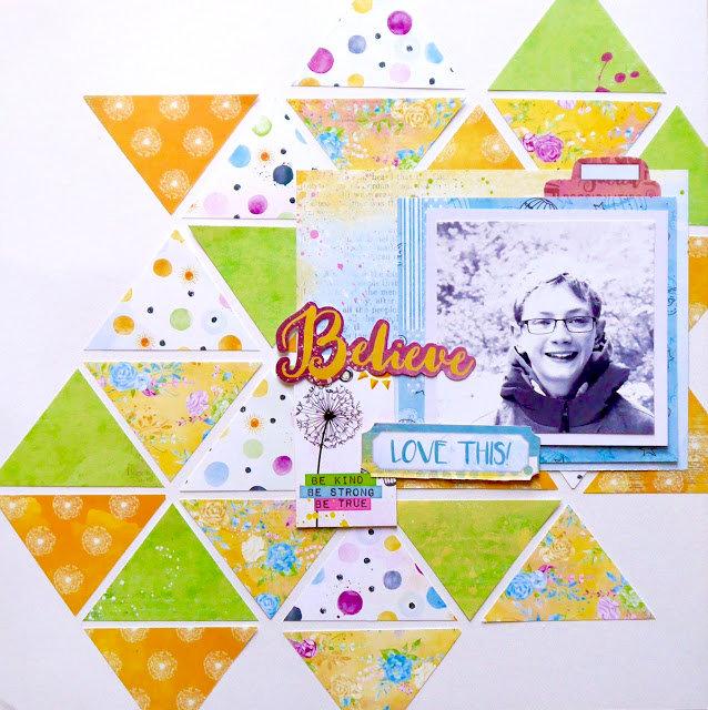 Believe by Katherine Sutton