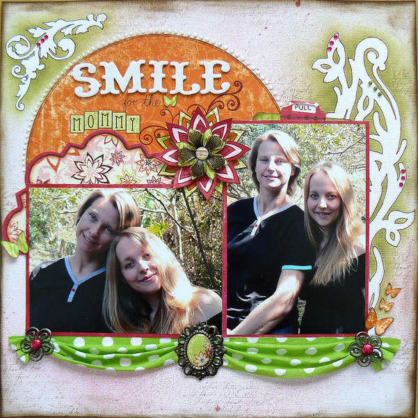 Smile by Carin McDonough