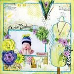 Beautiful New Cest La Vie Collection from Bo Bunny