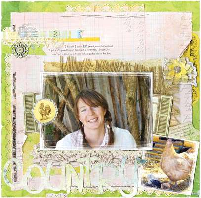 Introducing the Country Garden collection from Bo Bunny