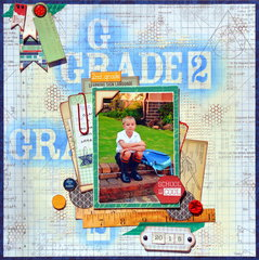 Grade 2 by Denise van Deventer