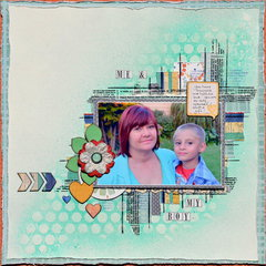 Me and My Boy by Denise van Deventer