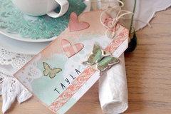 Tea Party Goodies by Denise van Deventer